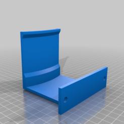 Headphone_hanger.png Télécharger fichier STL gratuit Cintre pour écouteurs • Modèle pour imprimante 3D, captcook