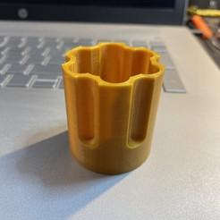 Impresiones 3D gratis Copa de Tiro de Revólver, captcook