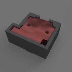Download free 3D printer designs Lerdge Filament Sensor Housing (for 3030 and HEVO), someonenotajeff