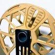 Télécharger fichier impression 3D gratuit Bobine avec indicateur pour filaments.ca Bobine principale, someonenotajeff
