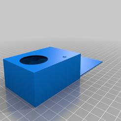interphone.png Télécharger fichier SCAD gratuit Cas d'interphone • Objet imprimable en 3D, hiachm