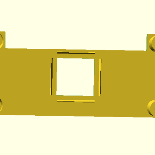 Raspberry_Pi_Zero_top_cover_00.png Download free SCAD file Raspberry Pi Zero (top cover support power) • Model to 3D print, hiachm