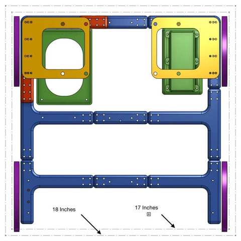 5a311dce40b789195838b7b0caaecc6e_display_large.jpg Download free STL file FTC Robot (out dated) • Template to 3D print, theev123