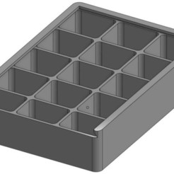 Free 3D printer model Organizer Boxes, theev123