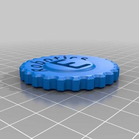 Download free 3D print files Ev's Maker Coin, theev123