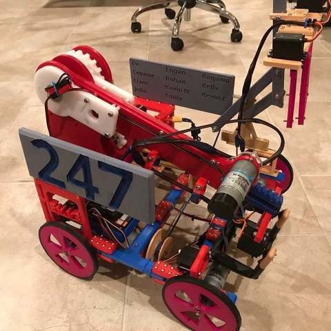 6a2ca530290e7286f936ed41a22a653a_display_large.jpg Download free STL file FTC Robot (out dated) • Template to 3D print, theev123