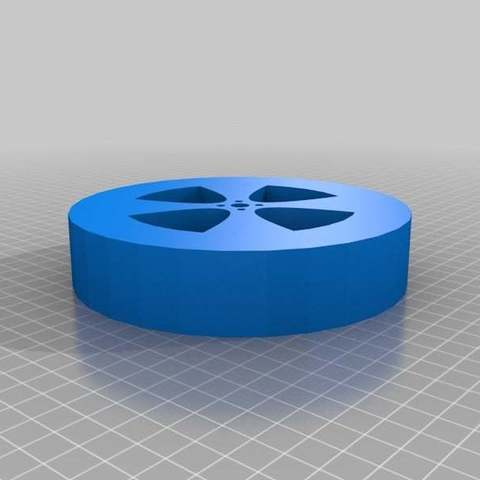 Download free 3D printing files FTC Wheel, theev123