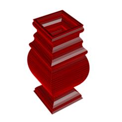 Download 3D model Vase 8-8, fiftikred