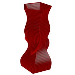 Télécharger fichier STL Vase 9-3, fiftikred