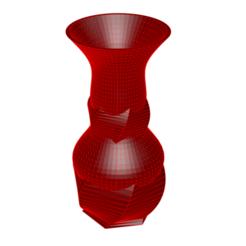 3d-model-vase-9-19-1.png Télécharger fichier STL Vase 9-19 • Objet à imprimer en 3D, fiftikred