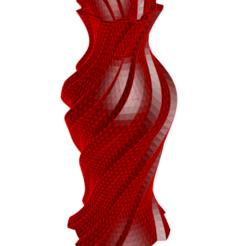 Download 3D printing models Vase 8-46, fiftikred