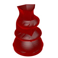 Download 3D printing files Vase 9-5, fiftikred