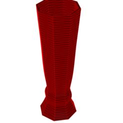 Download 3D printing designs Vase 8-10, fiftikred