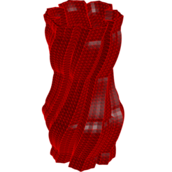Download 3D printer model Vase 8-40, fiftikred