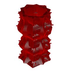 Descargar modelos 3D Jarrón 8-35, fiftikred