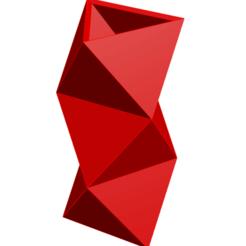 Descargar archivos STL Jarrón 11-2020, fiftikred