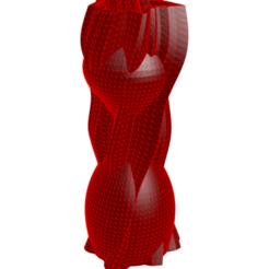 Download 3D printer model Vase 9-9, fiftikred