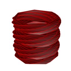 Descargar archivos 3D Jarrón 9-2020, fiftikred