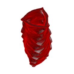 Download 3D printing designs Vase 5-22, fiftikred