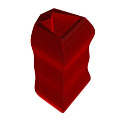 Descargar archivos 3D Jarrón 8-29, fiftikred