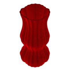 Télécharger fichier imprimante 3D Vase 8-5, fiftikred