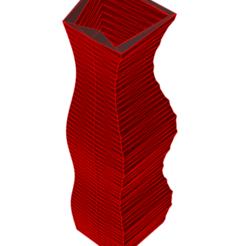 Descargar modelos 3D Jarrón 6-8, fiftikred