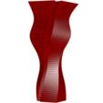 Download 3D printer designs Vase 8-54, fiftikred