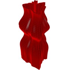 Télécharger fichier imprimante 3D Vase 8-41, fiftikred