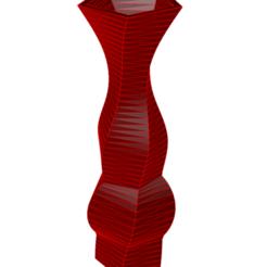 Télécharger objet 3D Vase 8-18, fiftikred