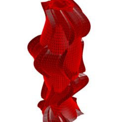 Télécharger fichier impression 3D Vase 8-21, fiftikred