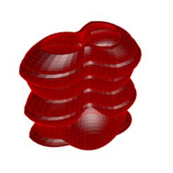 Descargar modelo 3D Jarrón 8-15, fiftikred