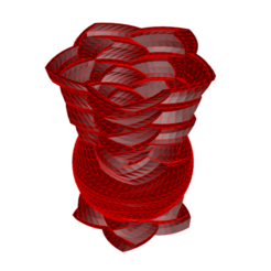 Descargar archivos 3D Jarrón 5-13, fiftikred