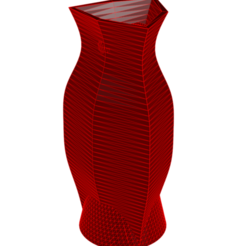 Download 3D model Vase 9-7, fiftikred