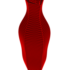 Download 3D printing designs Vase 6-12, fiftikred