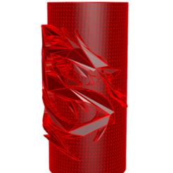 Imprimir en 3D Jarrón 19-2020, fiftikred
