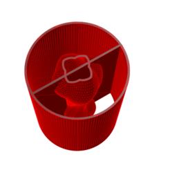 Télécharger fichier 3D Vase Forme 9-22, fiftikred