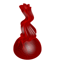 Download STL file Vase 8-16, fiftikred