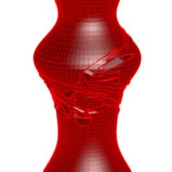 Descargar archivo 3D Jarrón 34-2020, fiftikred