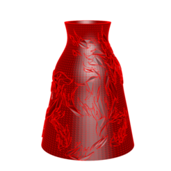 Download 3D printing designs Vase 5-40, fiftikred