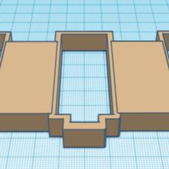 Télécharger fichier imprimante 3D gratuit Triple porte chargeur m4 / hk416, maxime6