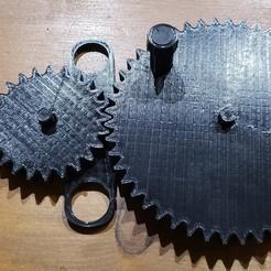 20201004_203352.jpg Download free STL file FidgetGears_1 • 3D printing object, dwellsy