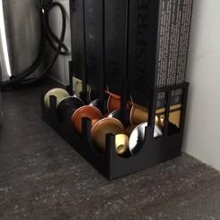Descargar archivos 3D gratis Nespresso Light alineado x4, guigro