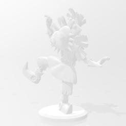 Imprimir en 3D Majora´s mask skullkid , leafrog87