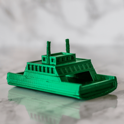Download free 3D printer model Ferry, AlexT1
