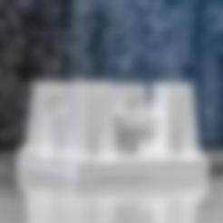 Descargar archivo 3D gratis Fort Planter, AlexT1