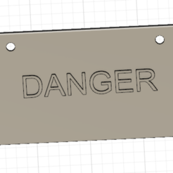 Impresiones 3D paneles de señalización 3d, roberbabaon2