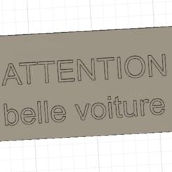 Télécharger modèle 3D pancarte panneau affiche 3d , roberbabaon2