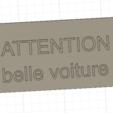 Télécharger modèle 3D gratuit pancarte panneau affiche 3d , roberbabaon2