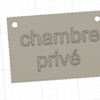 paneau.PNG Télécharger fichier STL gratuit pancarte panneau affiche 3d  • Modèle à imprimer en 3D, roberbabaon2