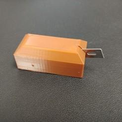 20191106_111053.jpg Télécharger fichier STL gratuit Couteau d'amateur d'occasion/garde-lame X-acto • Design pour impression 3D, fixumdude